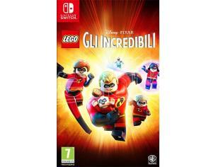 LEGO GLI INCREDIBILI AZIONE AVVENTURA - NINTENDO SWITCH