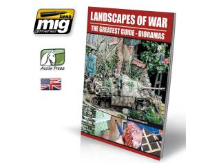AMMO BY MIG JIMENEZ LANDSCAPES OF WAR DIORAMA VOL.3 ENG ED LIBRO