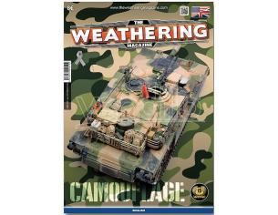 AMMO BY MIG JIMENEZ THE WEATHERING MAG 20 CAMOUFLAGE RIVISTA