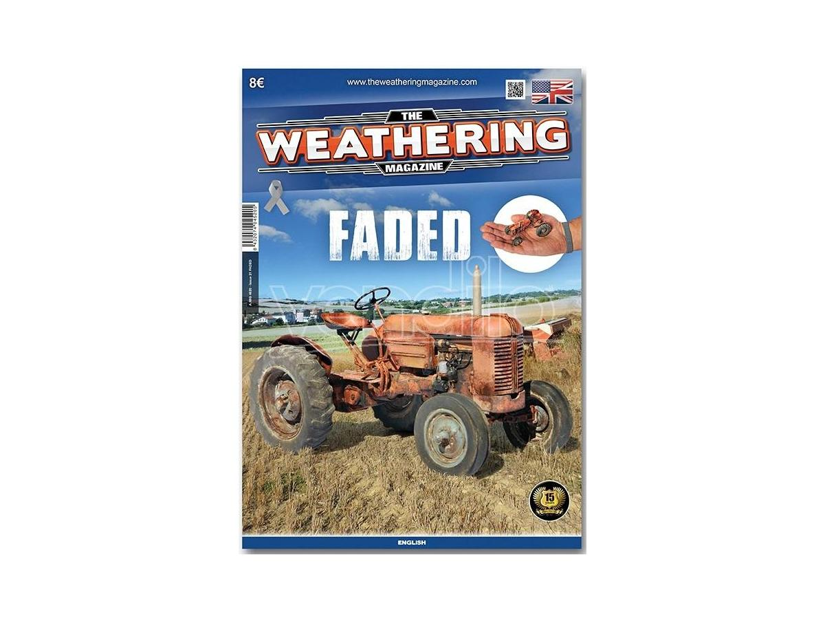 AMMO BY MIG JIMENEZ THE WEATHERING MAG 21 FADED RIVISTA