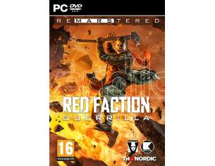RED FACTION GUERRILLA - REMARSTERED AZIONE GIOCHI PC