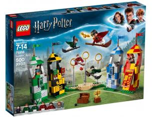 LEGO HARRY POTTER 75956  - PARTITA DI QUIDDITCH