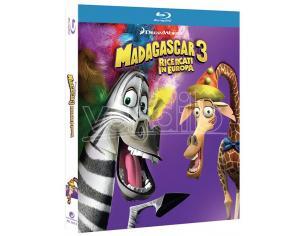 MADAGASCAR 3 ANIMAZIONE - BLU-RAY