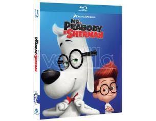 MR. PEABODY E SHERMAN ANIMAZIONE - BLU-RAY