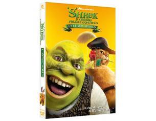 SHREK 4 ANIMAZIONE - DVD