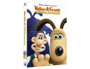 WALLACE&GROMIT-MALEDIZIONE CONIGLIO MAN. ANIMAZIONE - DVD