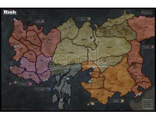 Gioco Tavolo Risiko Game of Thrones DELUXE 2 Mappe Inglese Winning Moves
