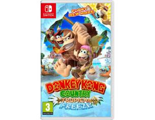 DONKEY KONG COUNTRY: TROPICAL FREEZE PLATFORM - NINTENDO SWITCH