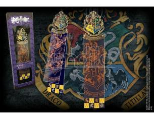 Harry Potter Segnalibro Con Stemma Hogwarts Noble Collection