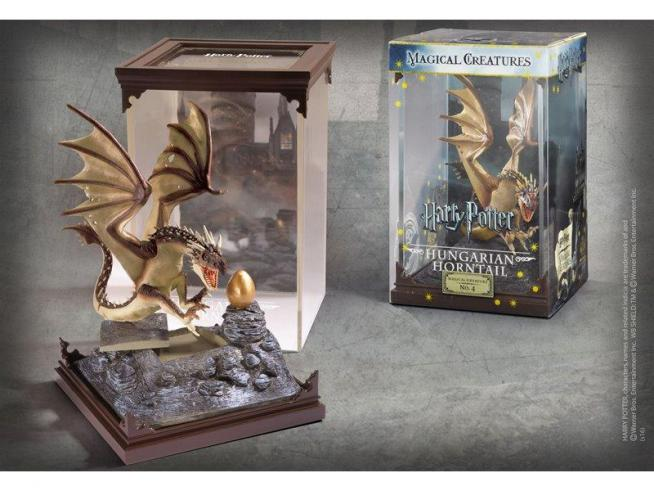 Creature Magiche Statua Ungaro Spinato Harry Potter 18 cm Noble Collection