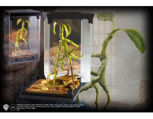 Creature Magiche Statua Bowtruckle Animali Fantastici 18 cm Noble Collection
