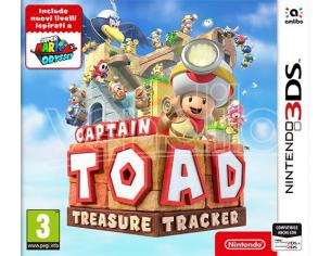 CAPTAIN TOAD: TREASURE TRACKER PLATFORM - NINTENDO 3DS