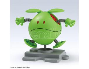 BANDAI MODEL KIT HAROPLA HARO BASIC GREEN MODEL KIT