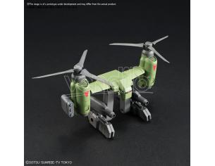 BANDAI MODEL KIT HGBC TILTROTOR PACK 1/144 MODEL KIT