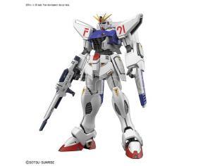 Bandai Gundam F91 Ver. 2.0 1/100 Kit di Montaggio