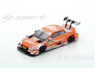 Spark Model SG342 AUDI RS5 N.53 3rd DTM 2017 J.GREEN 1:43 Modellino