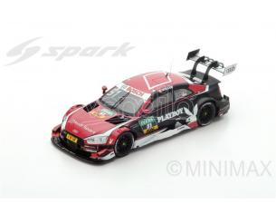 Spark Model SG344 AUDI RS5 N.51 12th DTM 2017 N.MULLER 1:43 Modellino