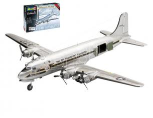 Revell RV03910 C-54D BERLIN AIRLIFT 70th ANNIVERSARY KIT 1:72 Modellino