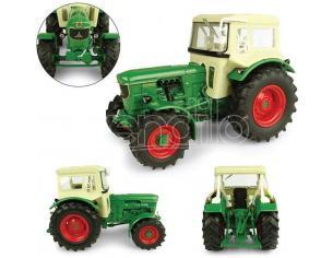 Universal Hobbies UH5253 DEUTZ D6005 4WD WITH CABIN 1:32 Modellino