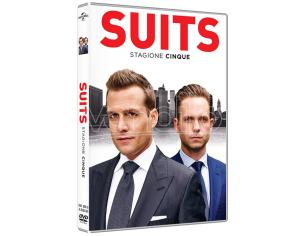 SUITS - STAGIONE 5 SERIE TV DVD