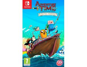 ADVENTURE TIME:I PIRATI DELL'ENCHIRIDION AVVENTURA - NINTENDO SWITCH