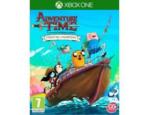 ADVENTURE TIME:I PIRATI DELL'ENCHIRIDION AVVENTURA - XBOX ONE