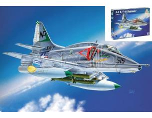 Italeri IT2671 A 4 E/F/G SKIHAWK KIT 1:48 Modellino