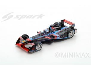 Spark Model S5905 VENTURI M.ENGEL 2017 N.5 Rd5 MONACO FORMULA E 1:43 Modellino