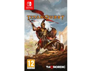 TITAN QUEST STRATEGICO - NINTENDO SWITCH