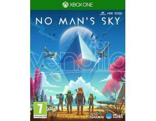 NO MAN'S SKY AZIONE AVVENTURA - XBOX ONE