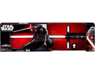 Spada Laser Star Wars Episodio VII Ultimo FX Lightsaber 2015 Kylo Ren Exclusive