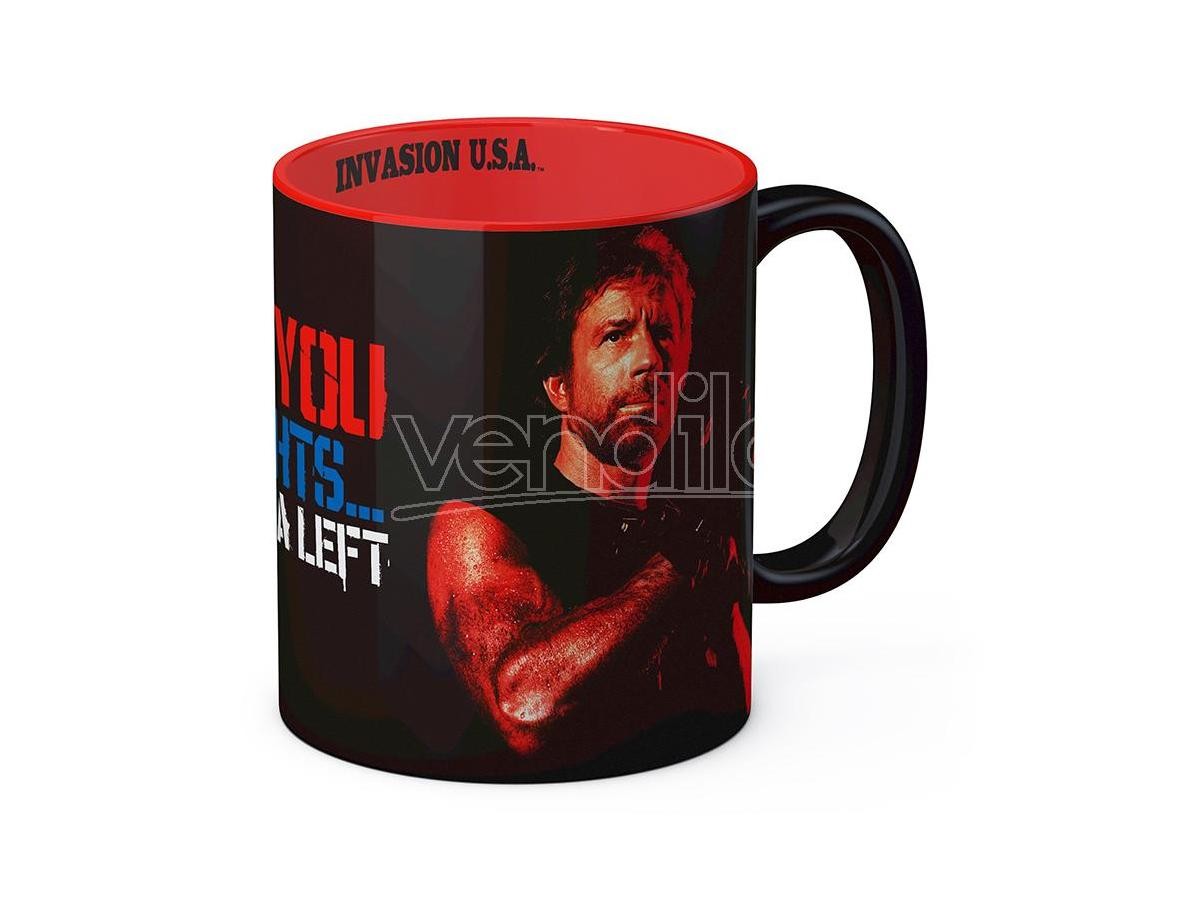 SD TOYS TG I'M GONNA HIT YOU MATT HUNTER MUG TAZZA