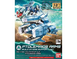 BANDAI MODEL KIT HGBC PTOLEMAIOS ARMS 1/144 MODEL KIT