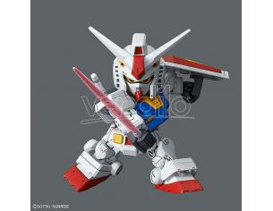BANDAI MODEL KIT SD CROSS SILHOUETTE GUNDAM RX-78-2 MODEL KIT