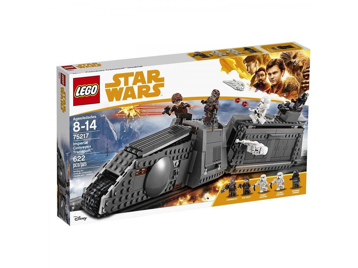 LEGO  estrella guerras 75217 - IMPERIAL CONVEYEX TRANSPORT  alta qualità genuina
