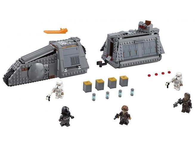 LEGO STAR WARS 75217 - IMPERIAL CONVEYEX TRANSPORT