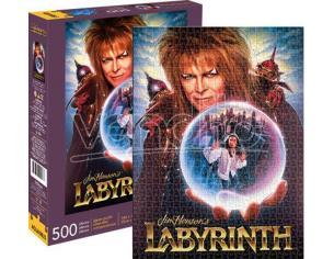 AQUARIUS ENT LABYRINTH ONE SHEET 500PCS PUZZLE PUZZLE
