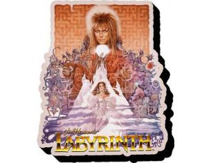 AQUARIUS ENT LABYRINTH ONE SHEET MAGNET MAGNETI