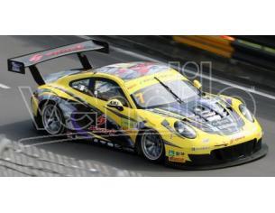 Spark Model SA138 PORSCHE 911 GT3R (991) N.7 FIA GT WORLD CUP MACAU 2017 R.DUMAS 1:43 Modellino