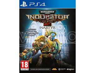 WARHAMMER 40.000 INQUISITOR MARTYR GIOCO DI RUOLO (RPG) - PLAYSTATION 4