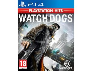 WATCH DOGS PS HITS AVVENTURA - PLAYSTATION 4