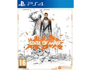 STATE OF MIND AVVENTURA - PLAYSTATION 4