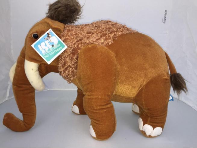 L'era Glaciale - Manny il Mammuth Peluche 70cm