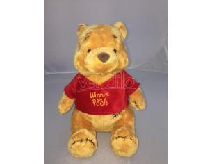 Disney Winnie The Pooh - Winnie Peluche con cuciture 30cm