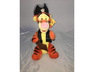 Disney Winnie The Pooh - Tigro peluche Pirata 25cm