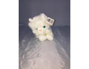 Maricart - Gatto Bianco Peluche 30cm