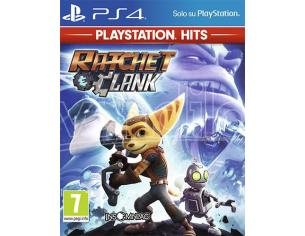 RATCHET & CLANK PS HITS AZIONE AVVENTURA - PLAYSTATION 4