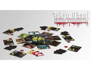 DO NOT PANIC GAMES TOKYO GHOUL - BLOODY MASQUERADE GIOCO DA TAVOLO