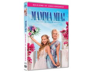 MAMMA MIA 10TH ANNIVERSARY ED+BONUS DISC COMMEDIA - DVD