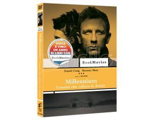 MILLENIUM-UOMINI CHE ODIANO LE DONNE BM THRILLER - DVD